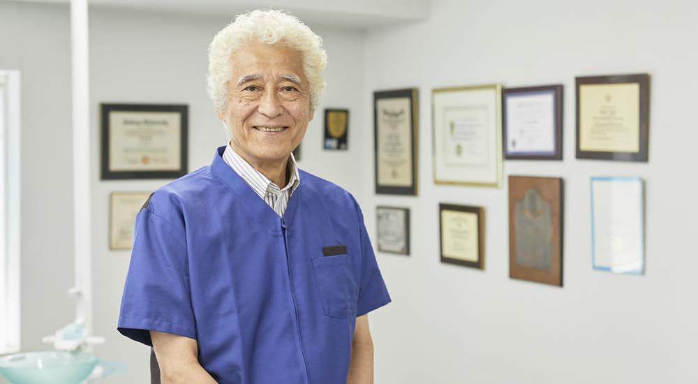 歯科名医 岩田 健男